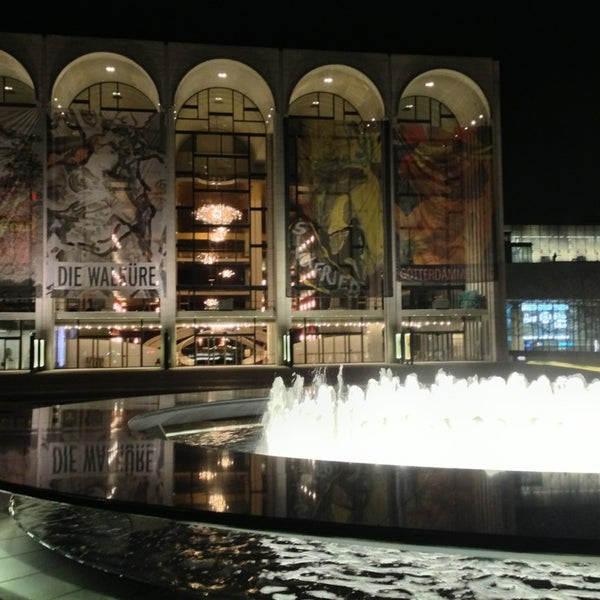 Lincoln Center For The Performing Arts Performing Arts