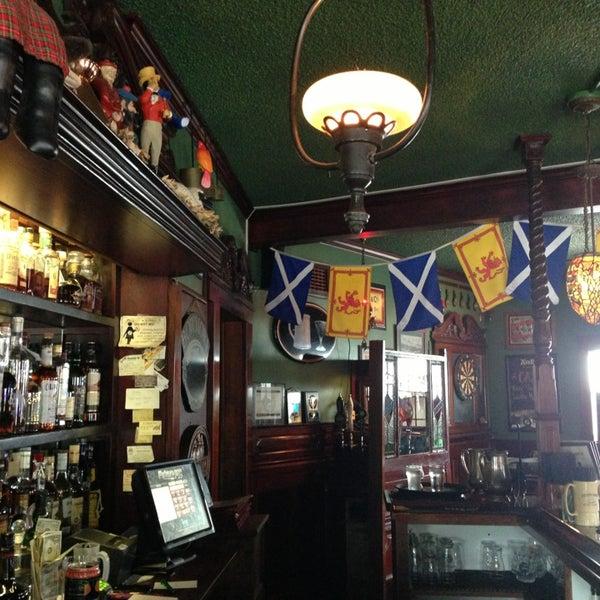 Scottish Pub Bar: The Highland Stillhouse Pub