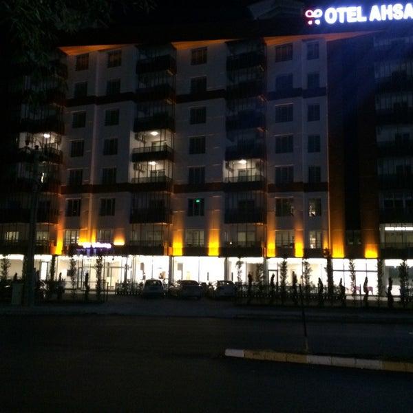 11/5/2014 tarihinde SITKI T.ziyaretçi tarafından Otel Ahsaray'de çekilen fotoğraf