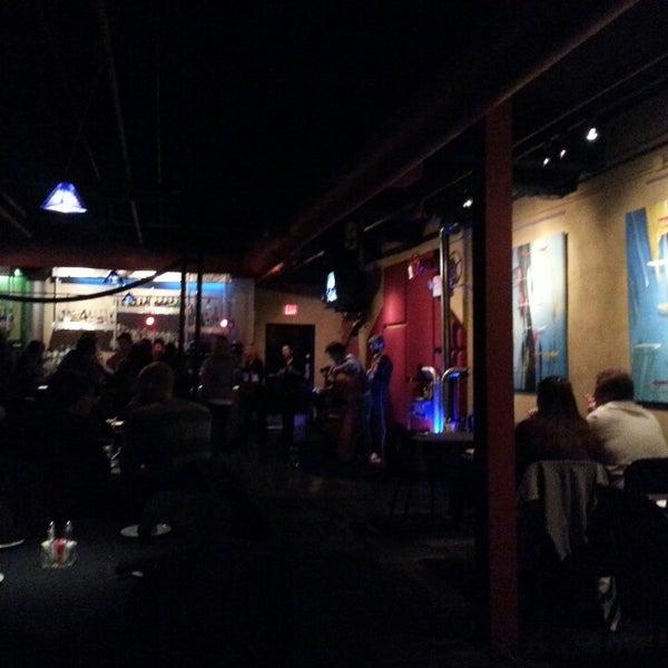 Photo taken at Jazz'd Tapas Bar by Arthur C. on 1/5/2014
