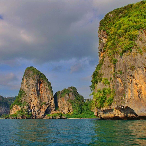 Photo taken at Phi Phi Island by Stephen S. on 6/3/2013