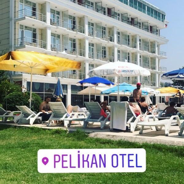 7/23/2017 tarihinde Yakup G.ziyaretçi tarafından Pelikan Otel'de çekilen fotoğraf