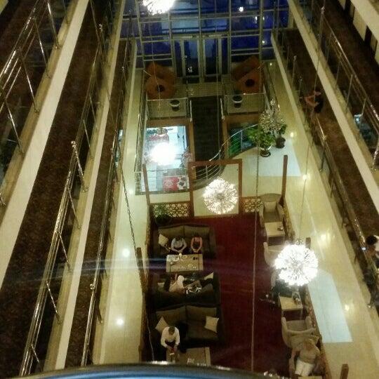 4/30/2015 tarihinde Emre D.ziyaretçi tarafından Sea Life Resort Hotel'de çekilen fotoğraf