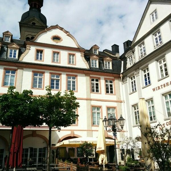 Das Foto wurde bei Alt Coblenz von Matthias am 5/15/2016 aufgenommen