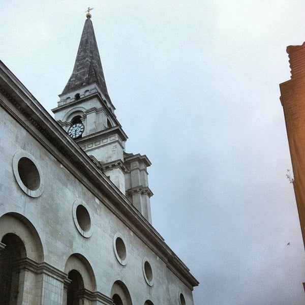 Photo taken at Christ Church by Joon Ian W. on 9/17/2013