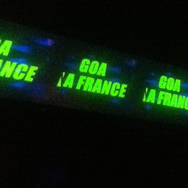 Foto tomada en Goa / La France por Silvana I. el 6/8/2013