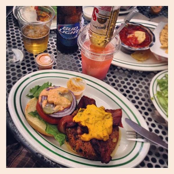 Photo taken at Mother Burger by Erlton M. on 5/18/2013