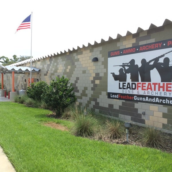 Photos at Leadfeather Guns & Archery - 3 tips