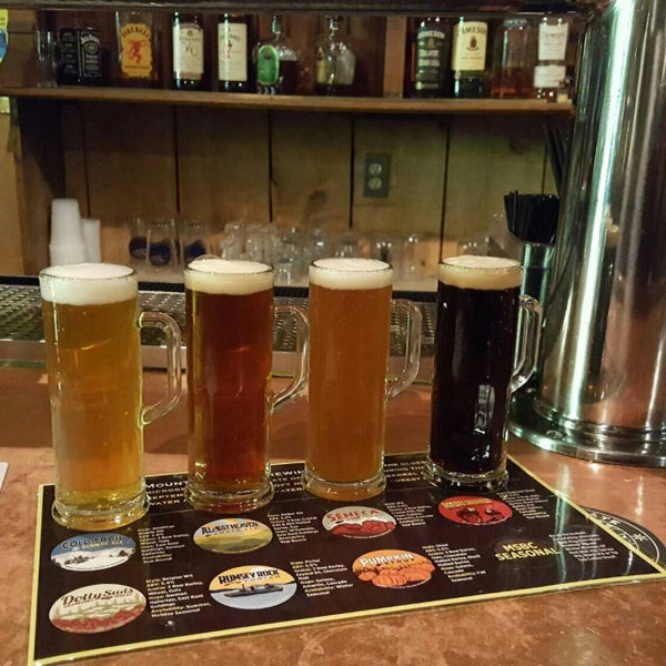 Photo taken at Mountain State Brewing Co. by Carl G. on 9/10/2017