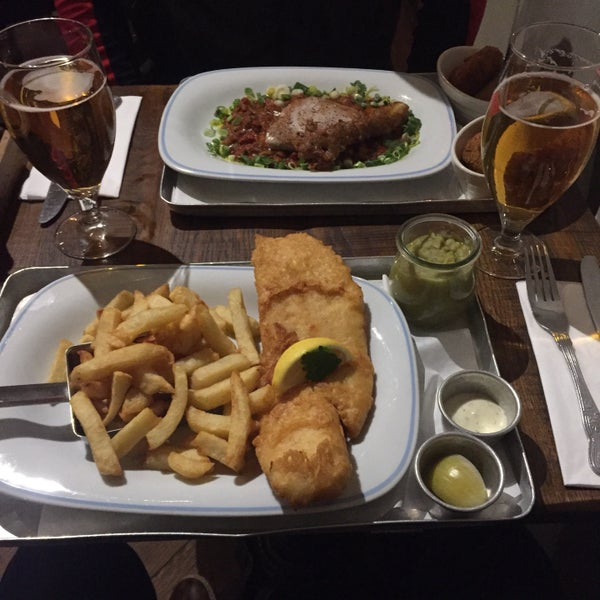 George S Fish And Chip Kitchen