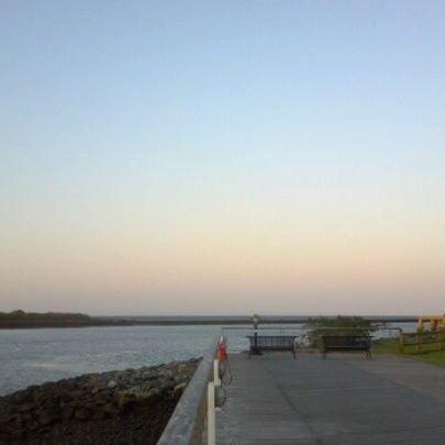 Photo taken at Cape May-Lewes Ferry | Cape May Terminal by Julianna H. on 9/22/2012