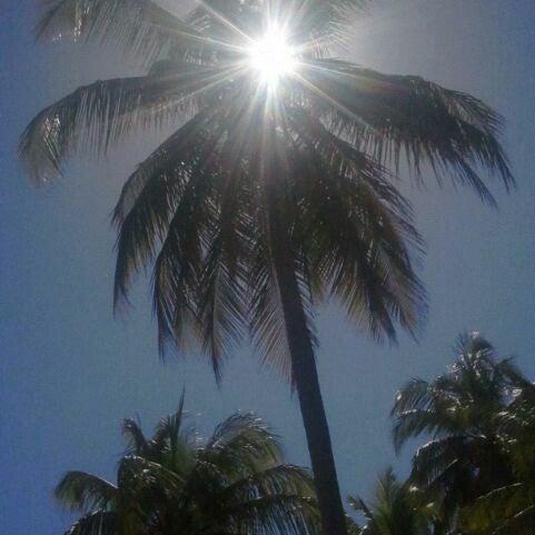 Foto tirada no(a) Praia de Guaxuma por #TIMBeta  Arley P. em 6/3/2013