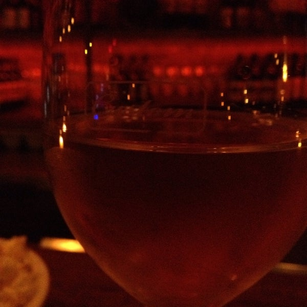 Photo taken at Custom Wine Bar by Tanika M. on 10/19/2013