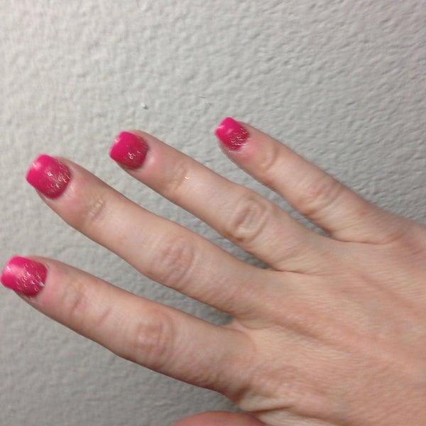 Magic Nails - 3 tips