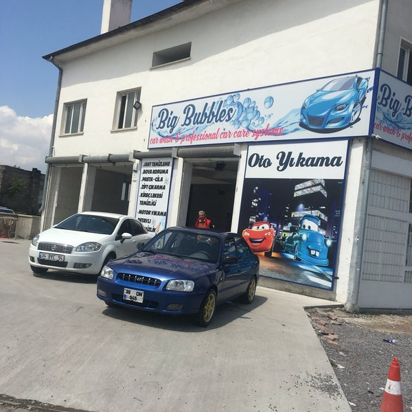 Photos At Big Bubbles Car Wash Professional Car Care Systems