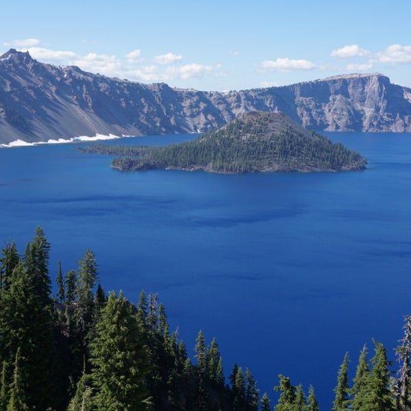Photo taken at Crater Lake National Park by Emily C. on 7/20/2017