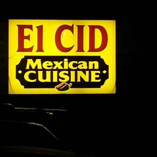 El cid mexican cuisine 16 tips from 359 visitors for Cid special bureau 13 feb 2015