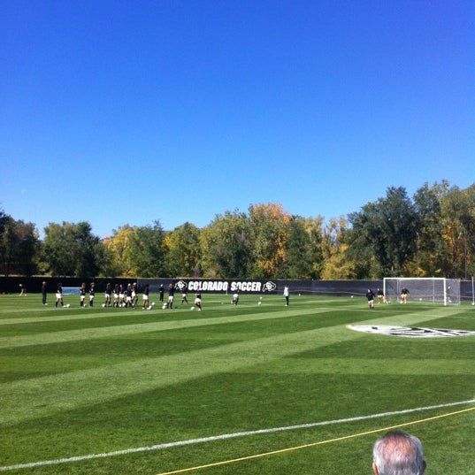 Photo taken at Prentup Field by Everett C. on 10/7/2012