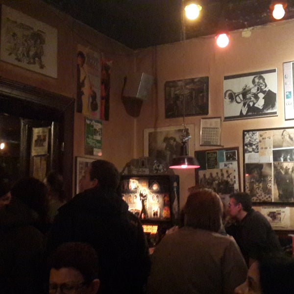 cool place, really crowded. paid 6 euros for entry because of the live music.