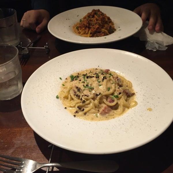 Das Foto wurde bei cucina italiana aria von 菊子 am 11/29/2014 aufgenommen
