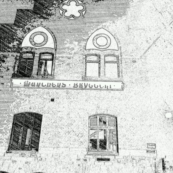 Photo taken at Münchenbryggeriet by Calle L. on 2/26/2017