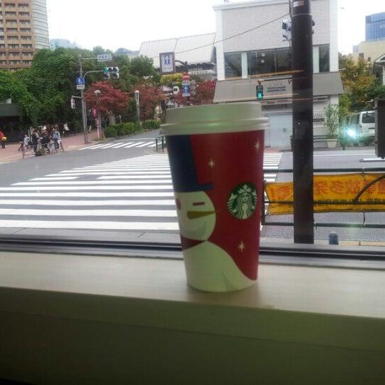 Photo taken at Starbucks by Yoo J. on 11/11/2012