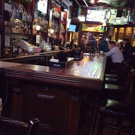 Photo taken at Halligan Bar by Stefan S. on 2/11/2016