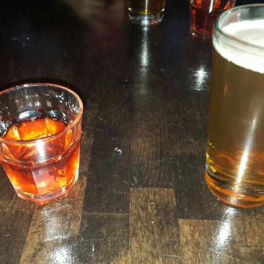 Photo taken at Halligan Bar by Stefan S. on 1/31/2016