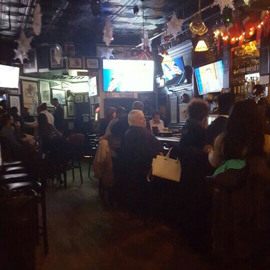Photo taken at Halligan Bar by Stefan S. on 1/6/2016