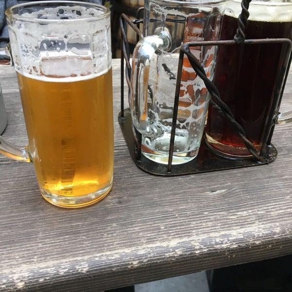Photo taken at Czech Beer Museum Prague by Stevo Maratonac R. on 8/12/2017