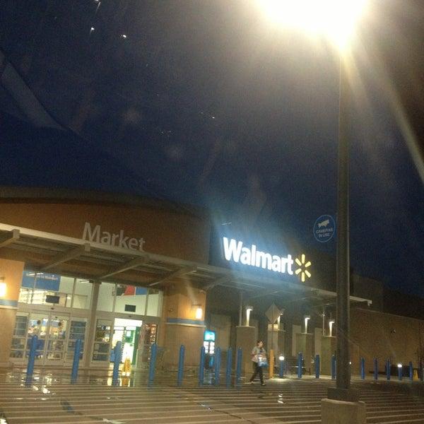 photo taken at walmart supercenter by nina w on 342013