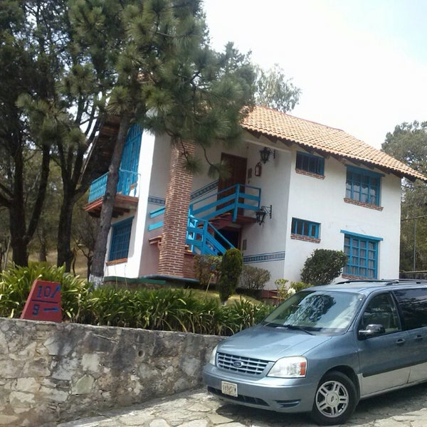 Photo taken at Villa Alpina El Chalet by Karina C. on 3/28/2013