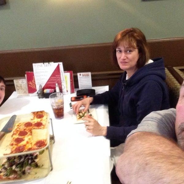 Photo taken at Ledo Pizza by Stu M. on 5/11/2014