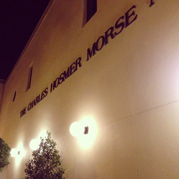 Photo taken at Charles Hosmer Morse Museum Of American Art by Ashley H. on 10/12/2012