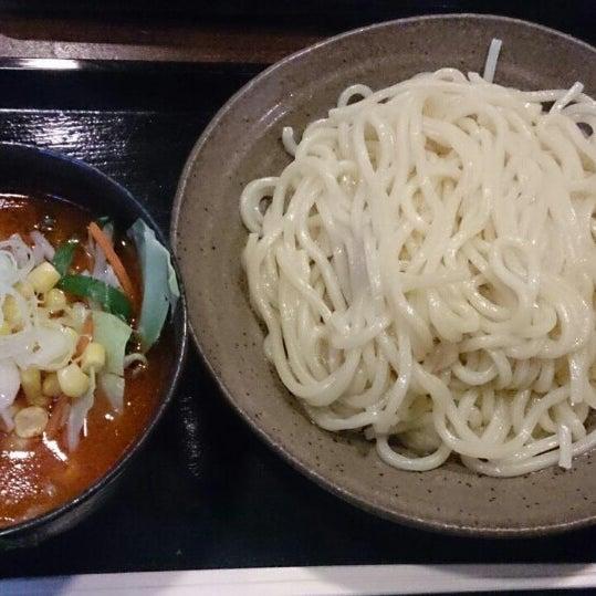Photo taken at 三ツ矢堂製麺 下北沢店 by ブルーツリー on 12/29/2013
