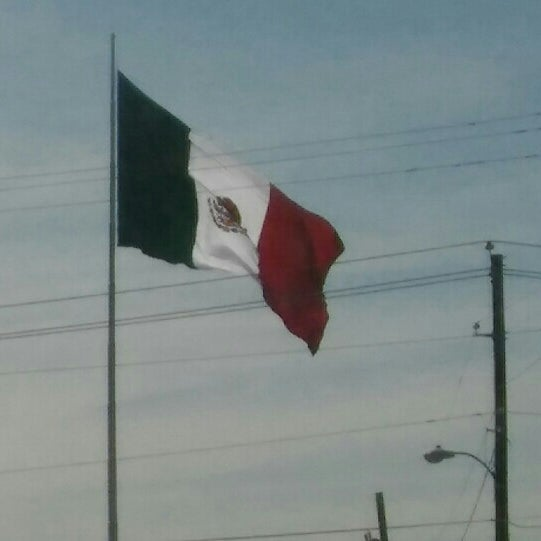 Photo taken at USA Border To Mexico by Rosie C. on 3/14/2016