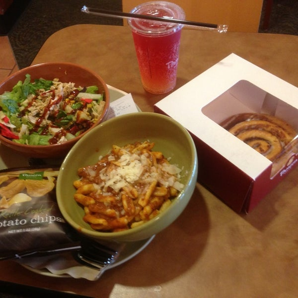 Photo taken at Panera Bread by Dave S. on 9/7/2013