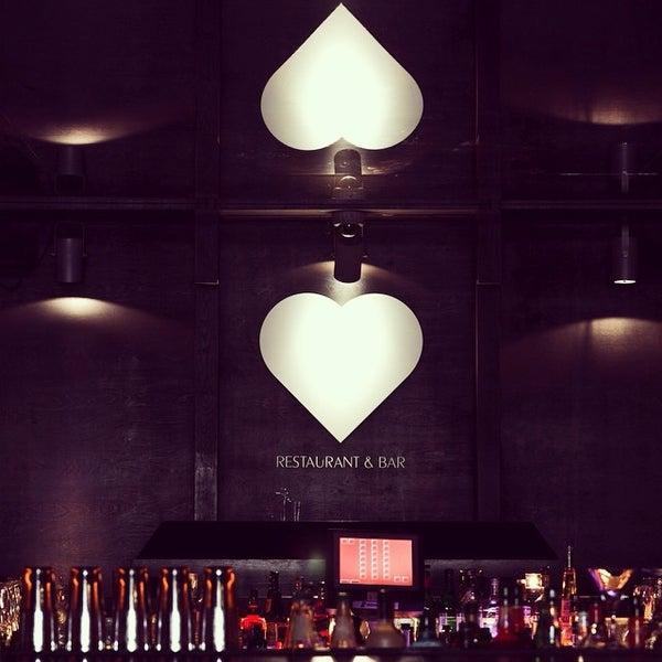 Das Foto wurde bei HEART Restaurant & Bar von Heart M. am 1/8/2015 aufgenommen