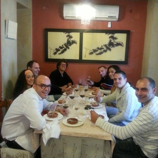 Foto tomada en Taberna El Nº 10 por Paco M. el 11/27/2012