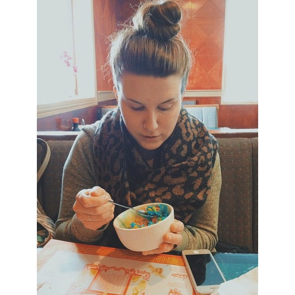 Photo taken at Tokyo Road House by Tyler P. on 2/13/2015