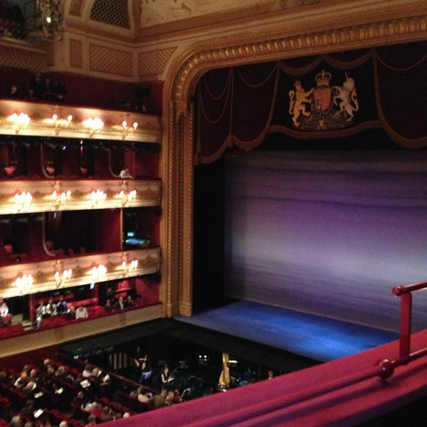 Photo taken at Royal Opera House by Mika T. on 6/27/2013