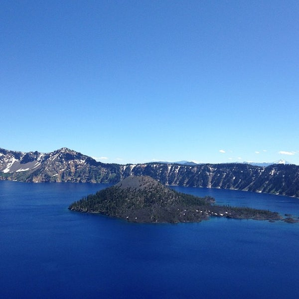 Photo taken at Crater Lake National Park by Eloy F. on 6/30/2013