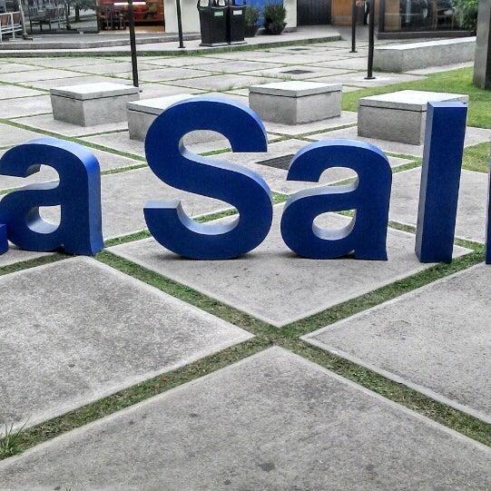 Foto tomada en Universidad La Salle por Julian P. el 8/15/2013