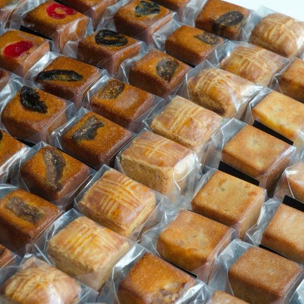 Cube型の焼き菓子