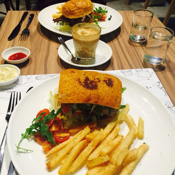Nice ambience. Awesome service, good food. Just one thing, 16% tax charge in Bill