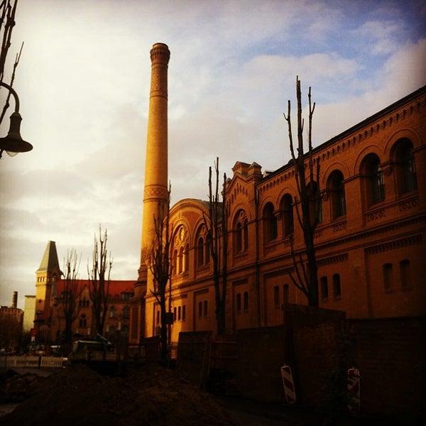 Photo taken at Kulturbrauerei by Fabio J. on 12/27/2012