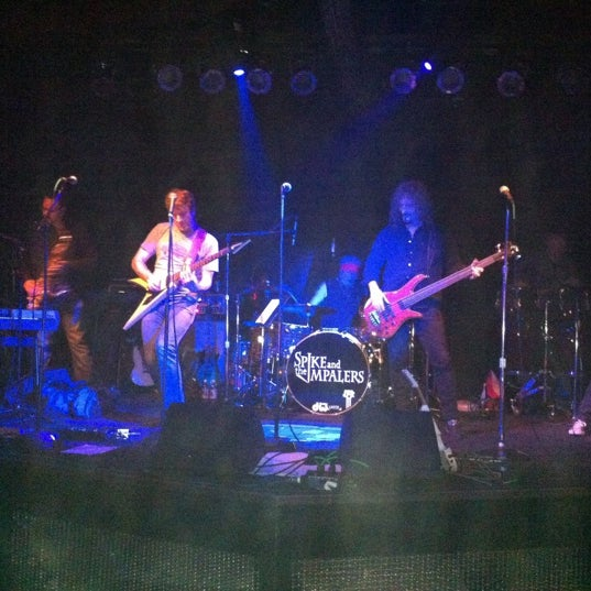 Photo taken at The Crocodile by Matthew L. on 12/12/2012