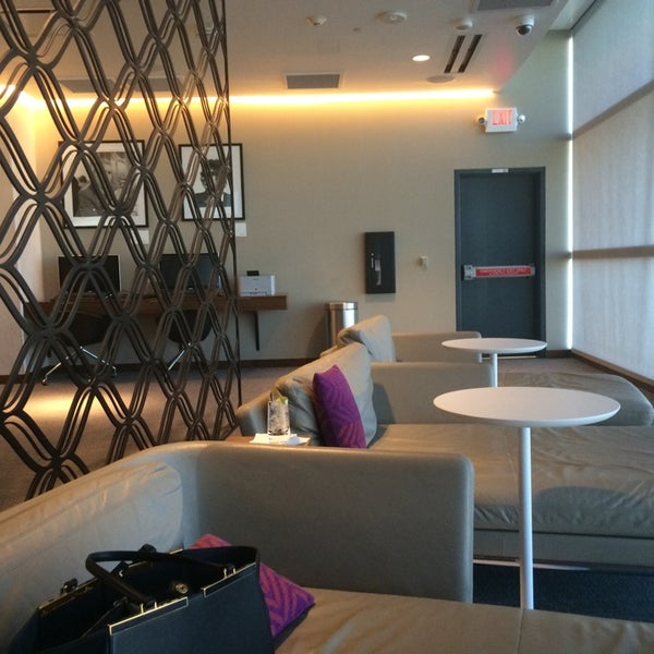 Photo taken at The Centurion Lounge Las Vegas by Anne on 5/13/2014