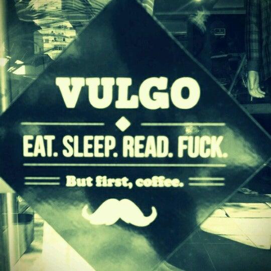 Photo taken at Vulgo Flagship Store by Tai H. on 10/6/2012