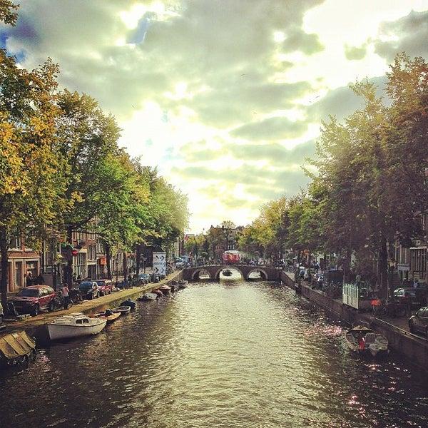 Photo taken at Sofitel Legend The Grand Amsterdam by Evgeniy B. on 9/30/2012